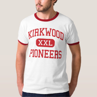 Kirkwood - Pioneers - High - Kirkwood Missouri T-Shirt