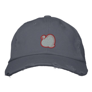 KIRKWOOD TURKEY DAY HAT EMBROIDERED BASEBALL CAP