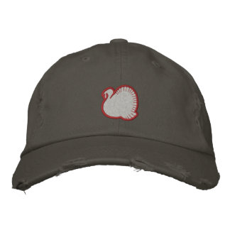 KIRKWOOD TURKEY DAY HAT EMBROIDERED BASEBALL CAPS