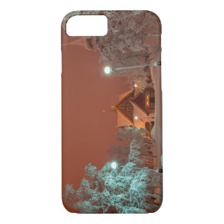 Kiruna Church in Winter iPhone 7 Case