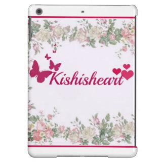 kishisheart phone case. iPad air cover