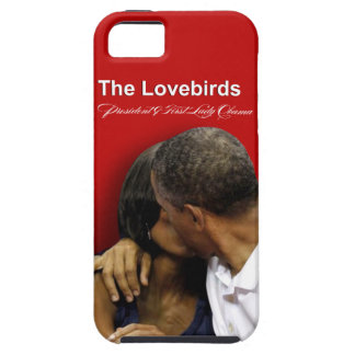 KISS CAM Lovebirds President & First Lady Obama iPhone 5 Cover
