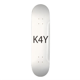 Kiss For You --.ai Skateboard