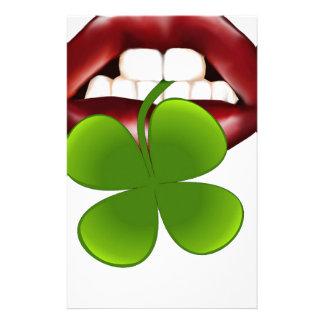 kiss hot irish gift t shirt stationery