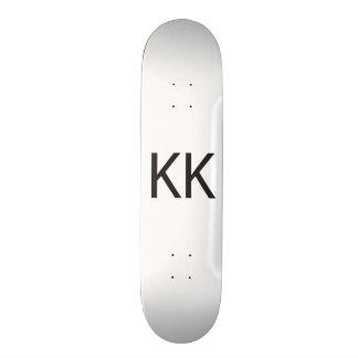 Kiss Kiss.ai Skateboard Deck
