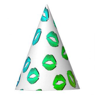 Kiss Kiss Party Hat