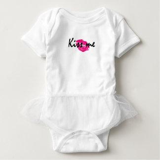 kiss me baby bodysuit