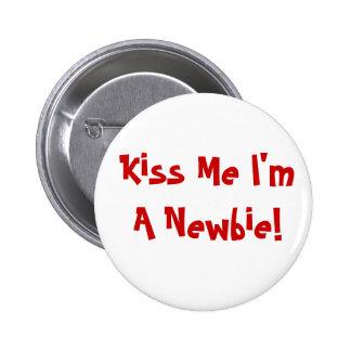 Kiss Me BUTTON
