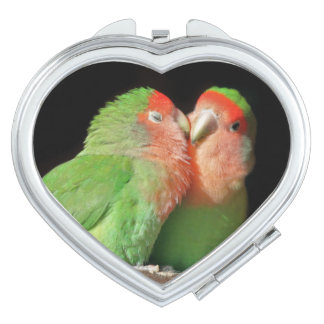 Kiss Me Compact Mirror