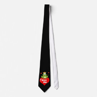 Kiss Me Frog - First Date Tie? Tie