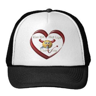 kiss me hot lip cap