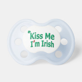 Kiss Me I'm Irish - Saint Patricks Day Dummy