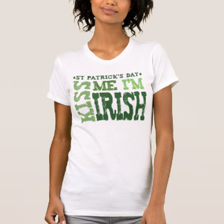 KISS ME I M IRISH - t-shirt