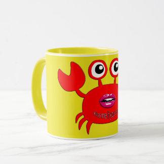 Kiss me if you can Mug