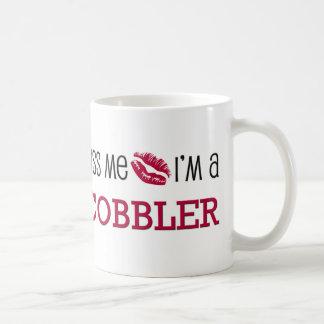 Kiss Me I'm a COBBLER Coffee Mug