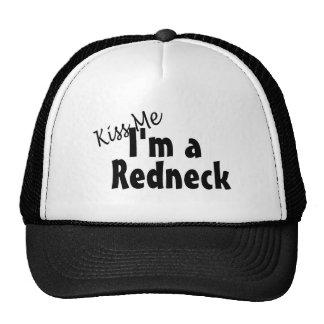 Kiss Me Im A Redneck Cap