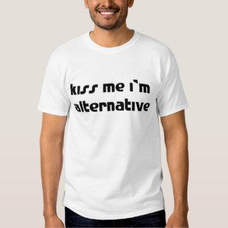kiss me i'm alternative t shirt