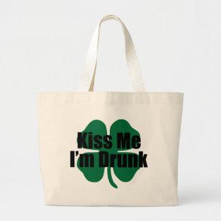 Kiss Me I'm Drunk Bag
