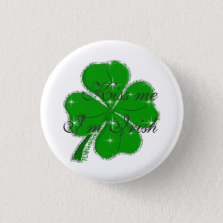 Kiss me  I'm Irish 3 Cm Round Badge