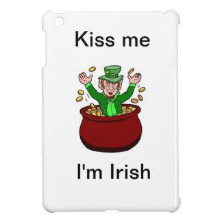 Kiss me I'm Irish ipad mini iPad Mini Cases