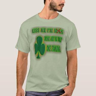 Kiss me I'm Irish. T-Shirt