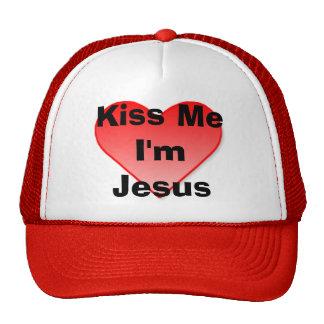 Kiss Me I'm Jesus - Hat