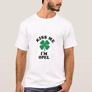 Kiss me, Im OPEL T-Shirt