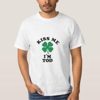 Kiss me, Im TOD Tshirt