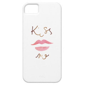 Kiss Me phone cover