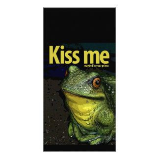 KISS ME PHOTO CARDS