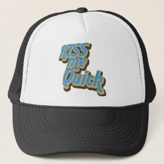 Kiss Me Quick Cap