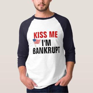 KISS ME TSHIRT