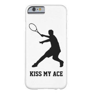 KISS MY ACE iPhone 6 case tennis phone cover