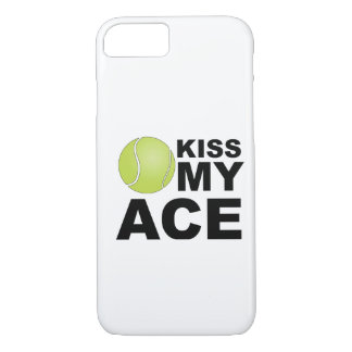 Kiss my Ace! Tennis iPhone 7 case