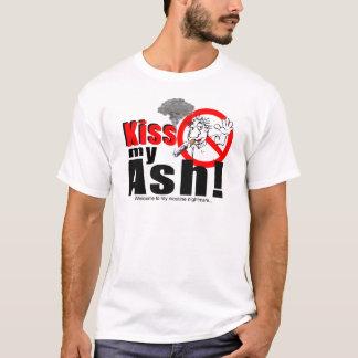 KISS MY ASH_LOGO_1 T-Shirt