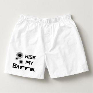 Kiss My Barrel Boxers