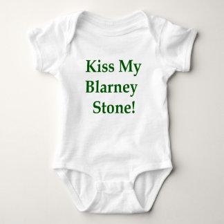 Kiss My Blarney Stone Baby Bodysuit