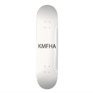 Kiss My Fat Hairy.ai Skate Boards