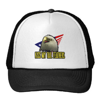 Kiss My Tail Feathers Cap