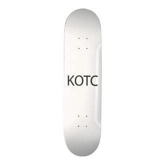 Kiss On The Cheek.ai Skate Board