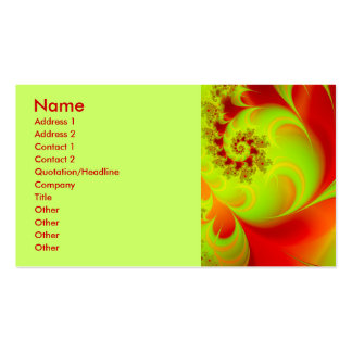 Kiss Pack Of Standard Business Cards