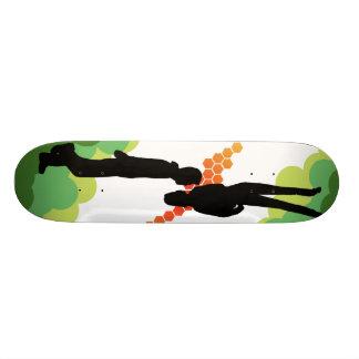 kiss skate board decks