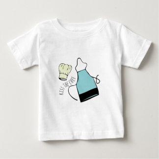 Kiss The Chef Tshirts