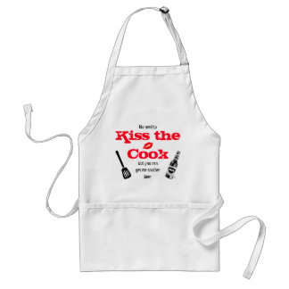 Kiss The Cook - Another Beer Apron