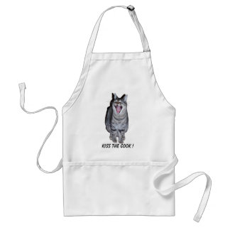 Kiss The Cook Apron 1