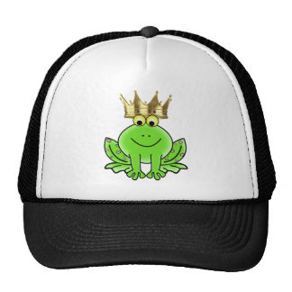 Kiss The Prince Trucker Hat