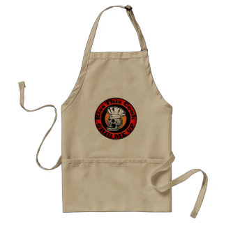 Kiss This Cook - Sunburst Ver 2 Standard Apron