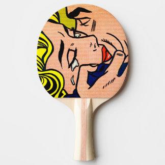 Kiss V - Lichtenstein - Vintage Pop Art