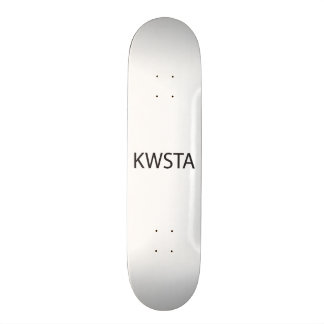Kiss With Serious Tongue Action ai Custom Skateboard