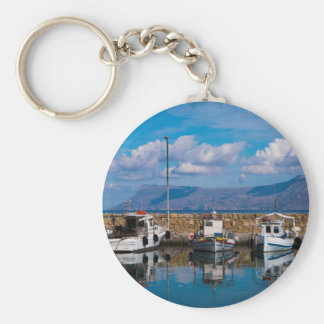 Kissamos Old Port Key Ring